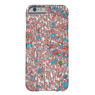 Where's Waldo Land of Woofs Barely There iPhone 6 Case