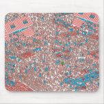 Where's Waldo Land of Woofs Mousepads