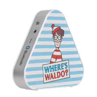 Where's Waldo Logo