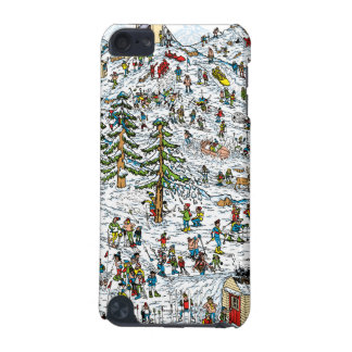 Where's Waldo Ski Slopes iPod Touch (5th Generation) Case