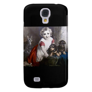 Which do you like?  Magic Lantern Slide Galaxy S4 Case