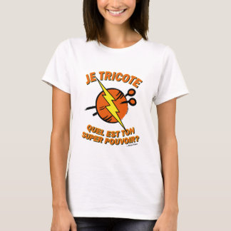 Which is your super power? - Edition Carrot T-Shirt