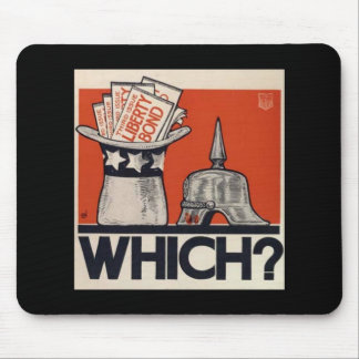 Which? Liberty Bond WW1 Mouse Pad