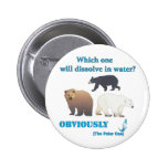 Which one will dissolve in water Polar Chemistry Badge