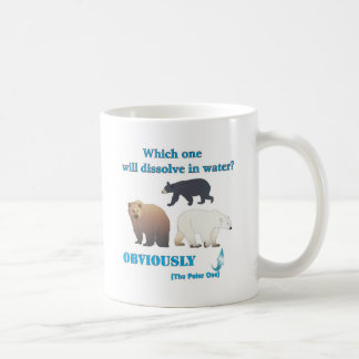 Which one will dissolve in water Polar Chemistry Coffee Mug