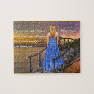 Which Path? Child Of God Jigsaw Puzzle