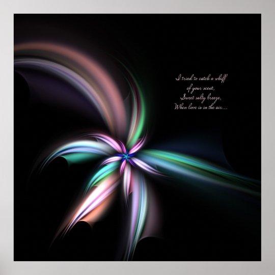 Whiff - Fractal Art, Poster