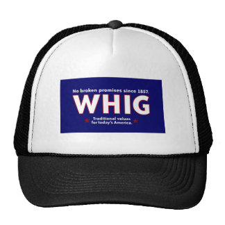 Whig Party Cap