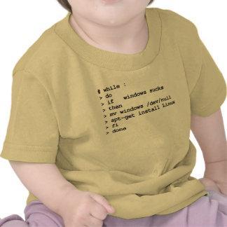 while do apparel shirt