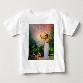 WHILE HANGING THE JAPANESE LANTERN.jpg Shirts