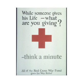 -While_someone_gives_his_Propaganda Poster Canvas Print