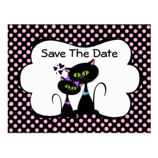 Cat Save The Date Gifts T Shirts Art Posters Other