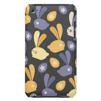 Whimsical Bunnies Decor iPod Case