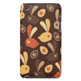 Whimsical Bunnies Decor  iPod Touch Cover