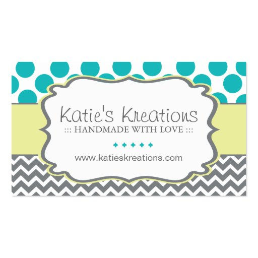 create your own babysitter business cards