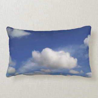 Whimsical Cloud Pillow