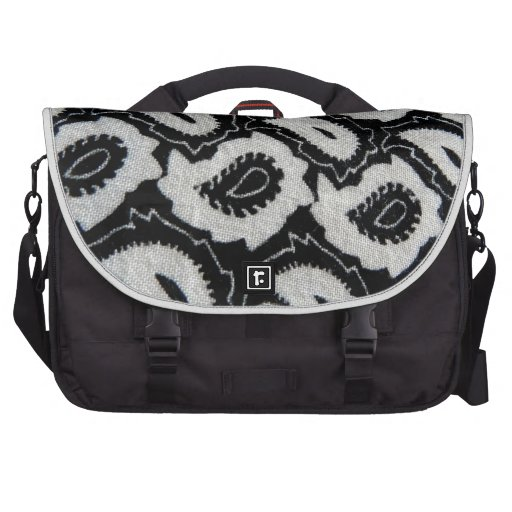 Whimsical Colorful Ornate Paisley Bag For Laptop