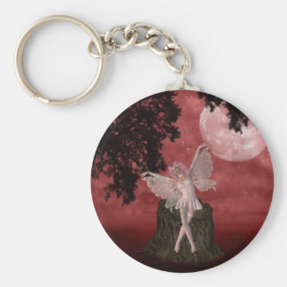 Whimsical Fairy Keychain