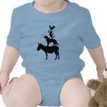 Whimsical Farm Animals T Shirt