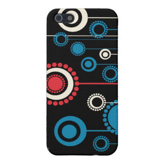 Whimsical Floral i iPhone 5/5S Case