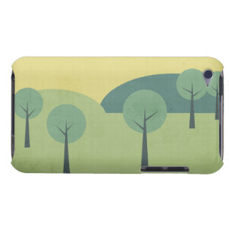Whimsical Forest iPod Case-Mate Case