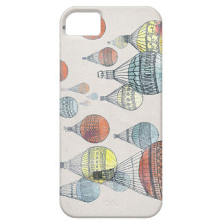 Whimsical Hot Air Balloons iPhone 5/5S Case