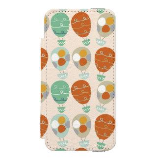 Whimsical Hot Air Balloons Incipio Watson™ iPhone 5 Wallet Case