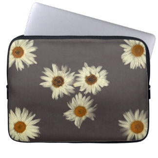 Whimsical Little Daisy Laptop sleeve