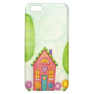 whimsical painting iPhone 5C cover