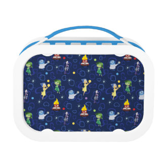 Whimsical Pattern Lunch Box