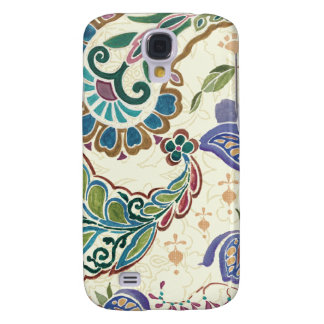 Whimsical Peacock Galaxy S4 Case