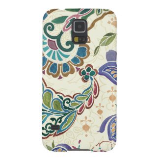 Whimsical Peacock Galaxy S5 Cover