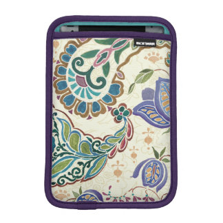Whimsical Peacock iPad Mini Sleeve