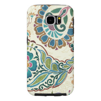 Whimsical Peacock Samsung Galaxy S6 Cases