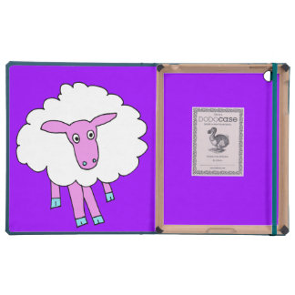 whimsical sheep iPad Dodo case iPad Covers