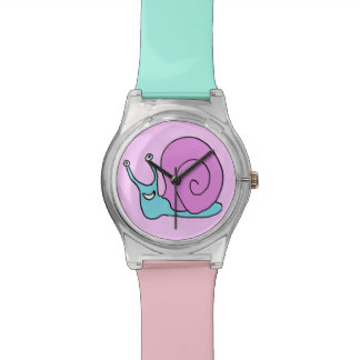 whimsical snail watch
