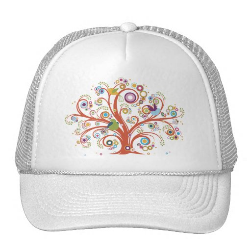 Whimsical Tree Hat