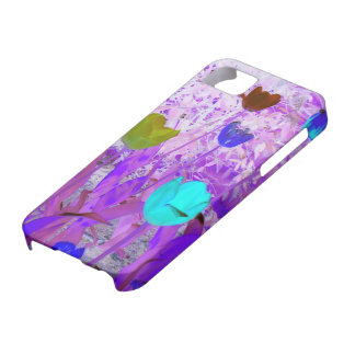 Whimsical Tulips iPhone 5 Cases