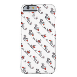 Whimsical Vintage Squirrels | Reading Books Barely There iPhone 6 Case