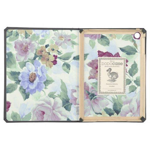 Whimsical Vintage Victorian Roses iPad Air  Case iPad Air Case