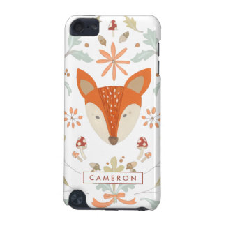 Whimsical Woodland Fox iPod Touch (5th Generation) Cover