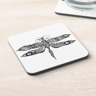 Whimsy Dragonfly Coasters
