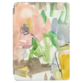 Whimsy in The Garden II iPad Air Cover