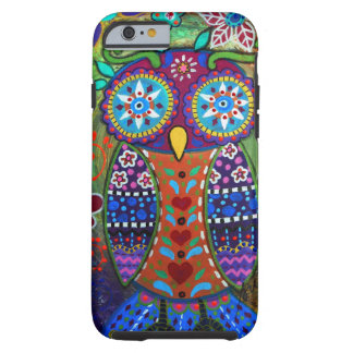 whimsy owl tough iPhone 6 case