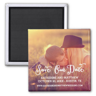 Whimsy | Save the Date Magnet