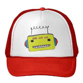 WhimsyMonger Dash Robot Trucker Hat