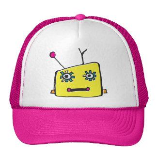 WhimsyMonger Robot (Daisy) Trucker Hat