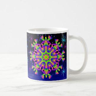 WhimsyQuest Kaleidoscope Mug Pink Lover