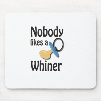 whiner mouse pad