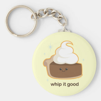 Whip It! Key Ring